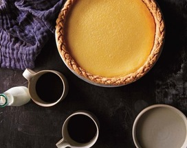 Lemon Chess Pie