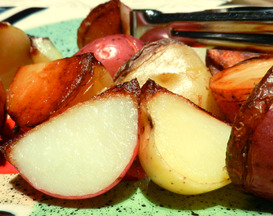 The Best Pan Roasted Potatoes