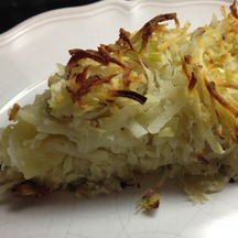 Extra-Crispy Extra- Tender Kugel with a Burnt Sweet Onion Crust