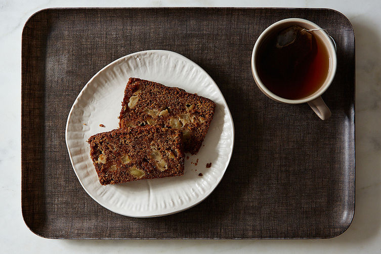 Apple bread from Food52