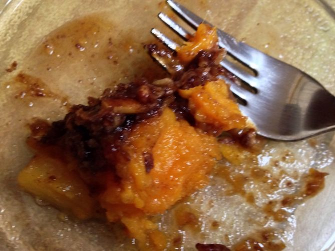 Fagnol's Praline Pineapple Sweet Potatoes