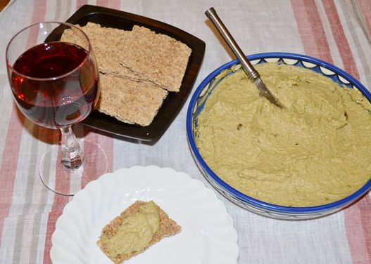 Vegetable Pate (Mock Chopped Liver) Recipe on Food52