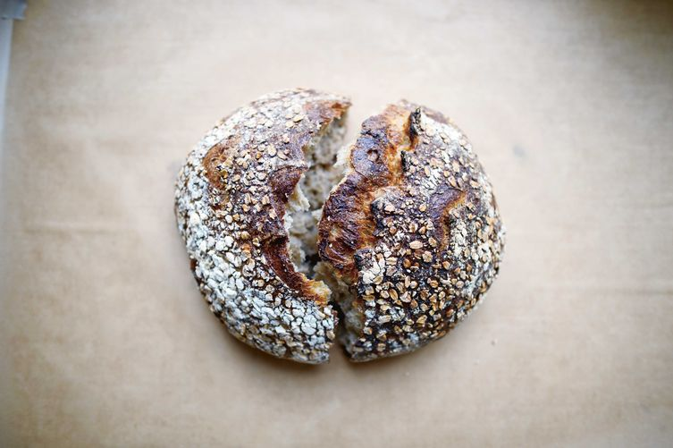 Porridge Bread on Food52