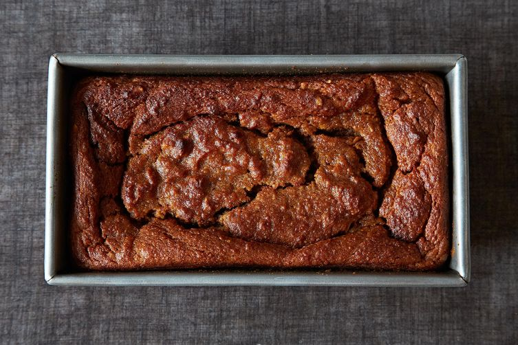 PUMPKIN bread from Food52