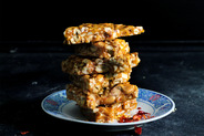 The Nonsensical Hot Peppercorn Peanut Brittle