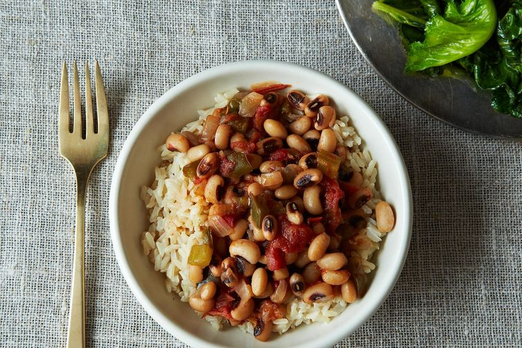 Vegan Hoppin' John on Food52