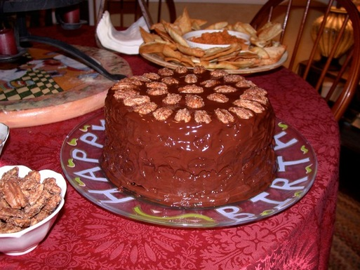 Kahluacake