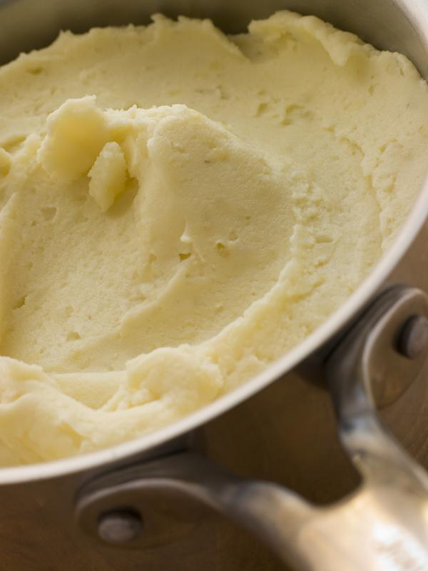 Classic Mashed Potatoes &amp; Gravy