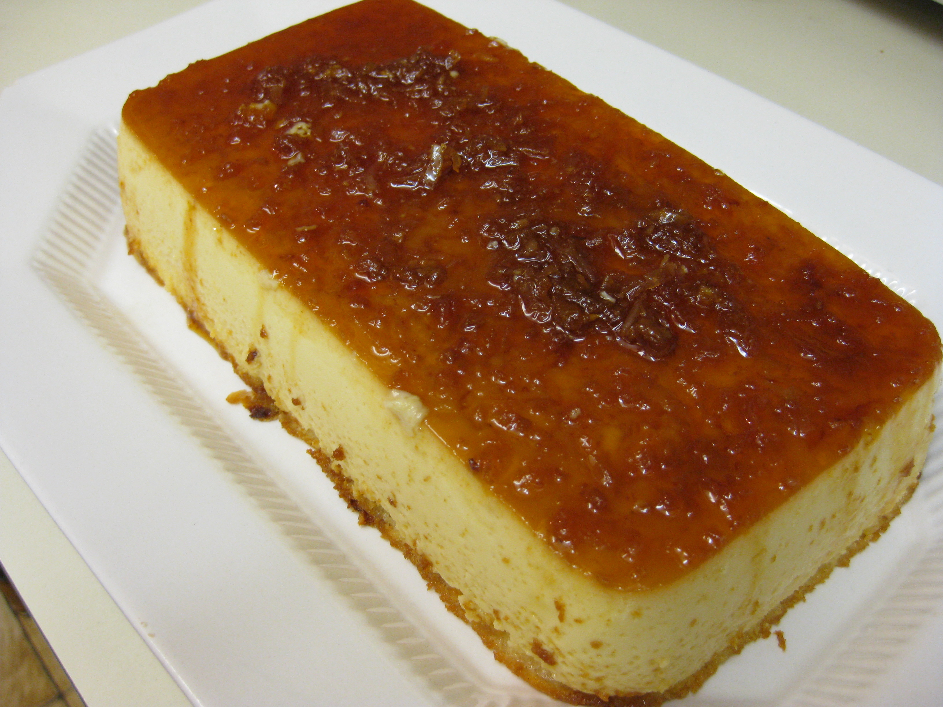 Coconut Flan