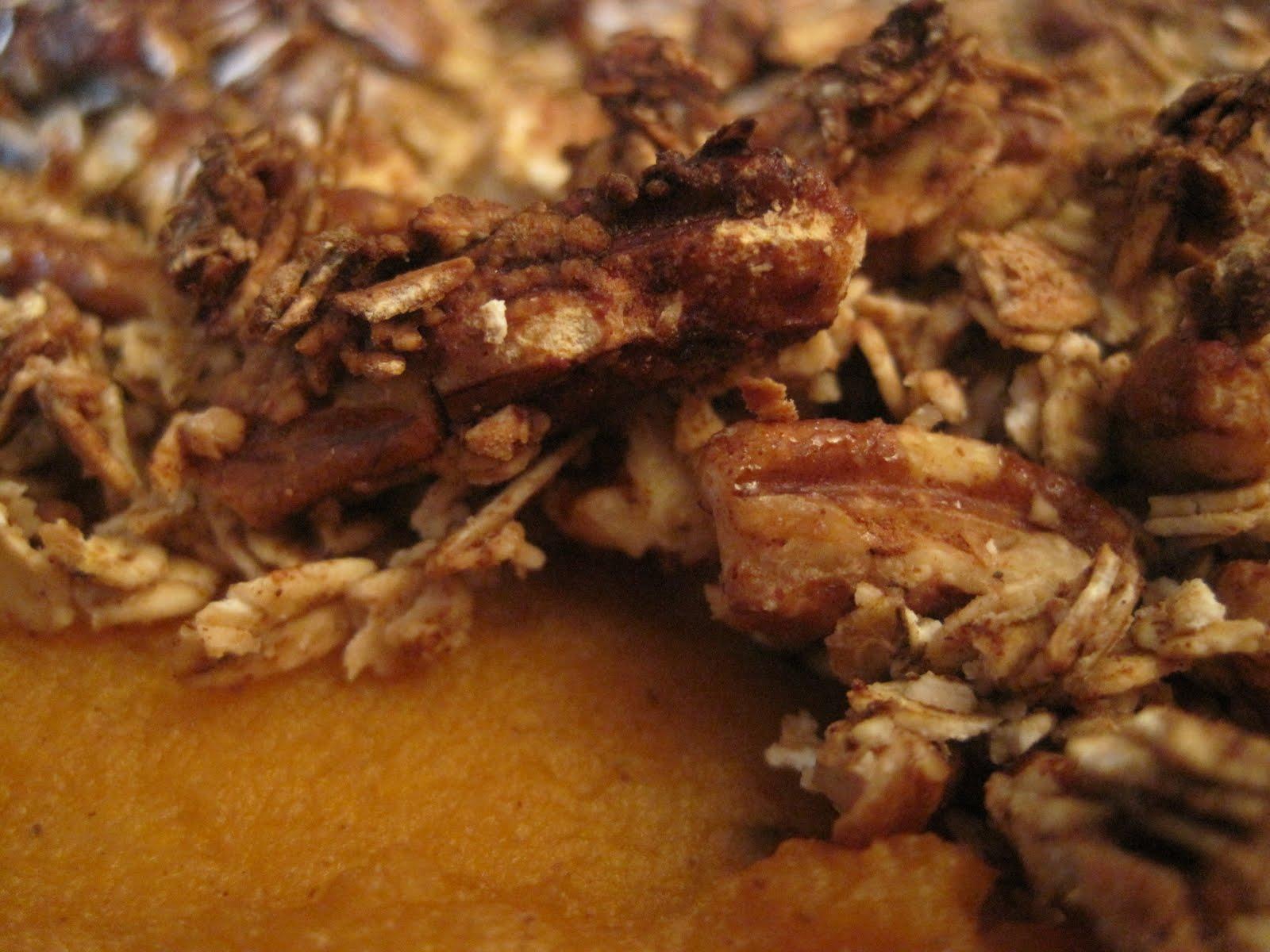 Twice Baked Sweet Potato & Parsnip Mash w/ Pecan Streusal Topping ...