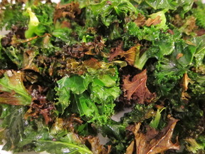 Perfect Roasted Kale
