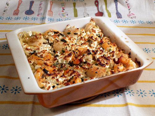 Recipe - Baked Stuffed Lobster