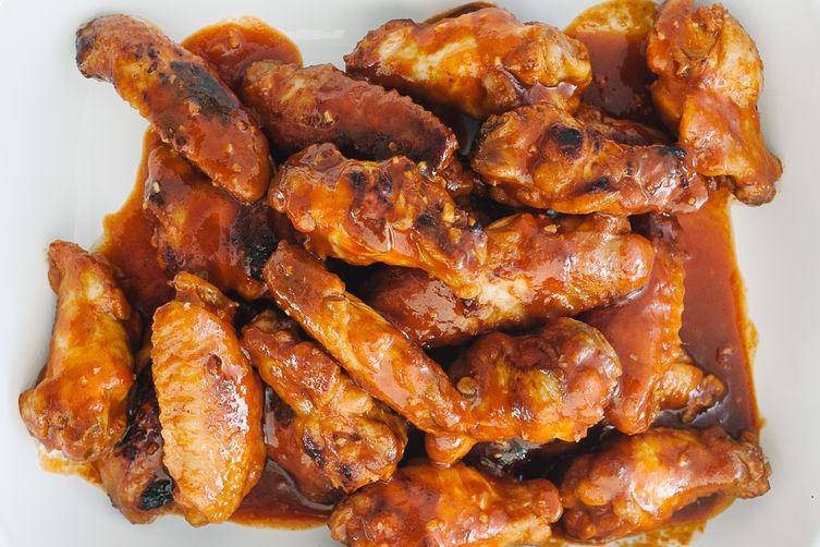 Sriracha Hot Wings Recipe on Food52
