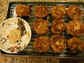 Mashed Potato Knish Croquettes