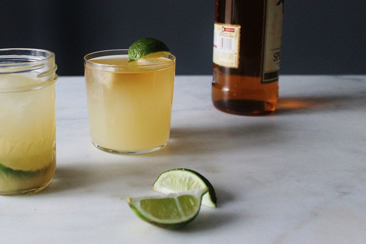 Homemade alcoholic ginger beer on food52
