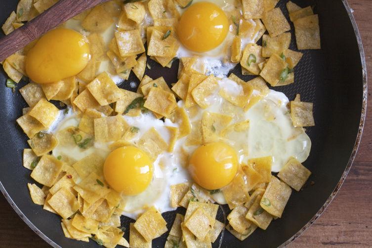 Tex-Mex Migas Recipe on Food52
