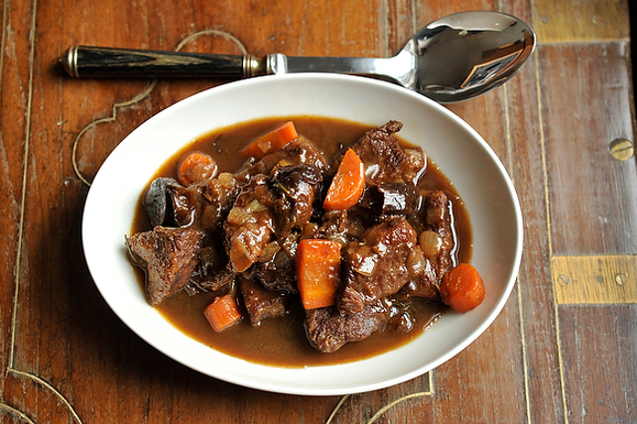 Licorice Root and Malt Beer Beef Stew Recipe on Food52