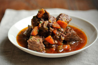 Secret Ingredient Beef Stew