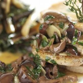 Pork-scallops-with-mushroom-sauce-470x256