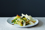 Grace Young's Stir-Fried Iceberg Lettuce