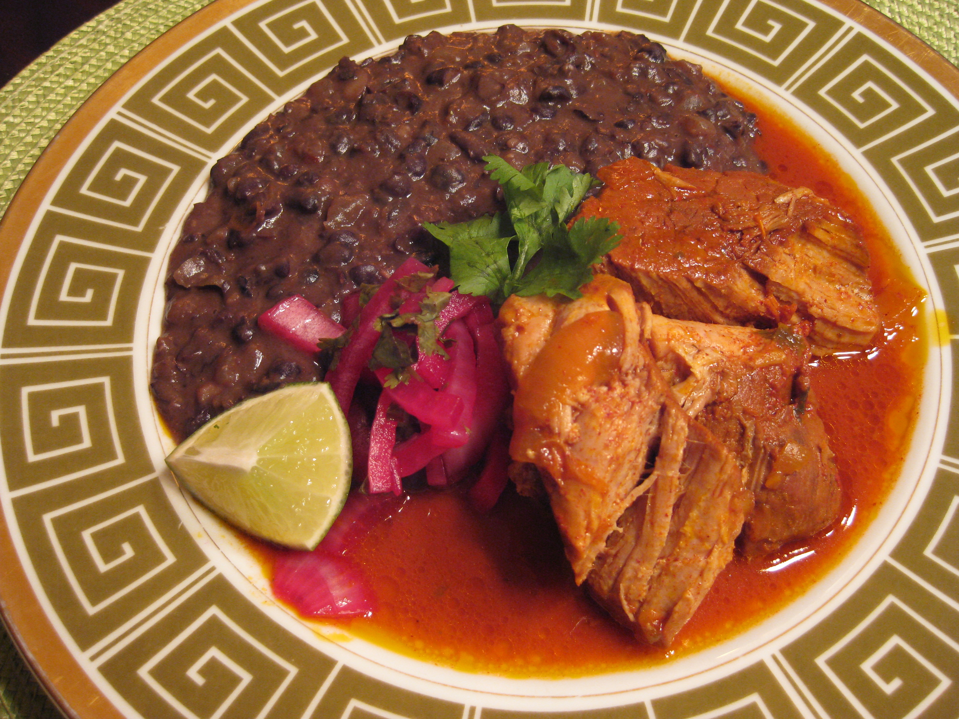 Cochinita Pibil