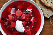 Dr. Zhivago Borscht