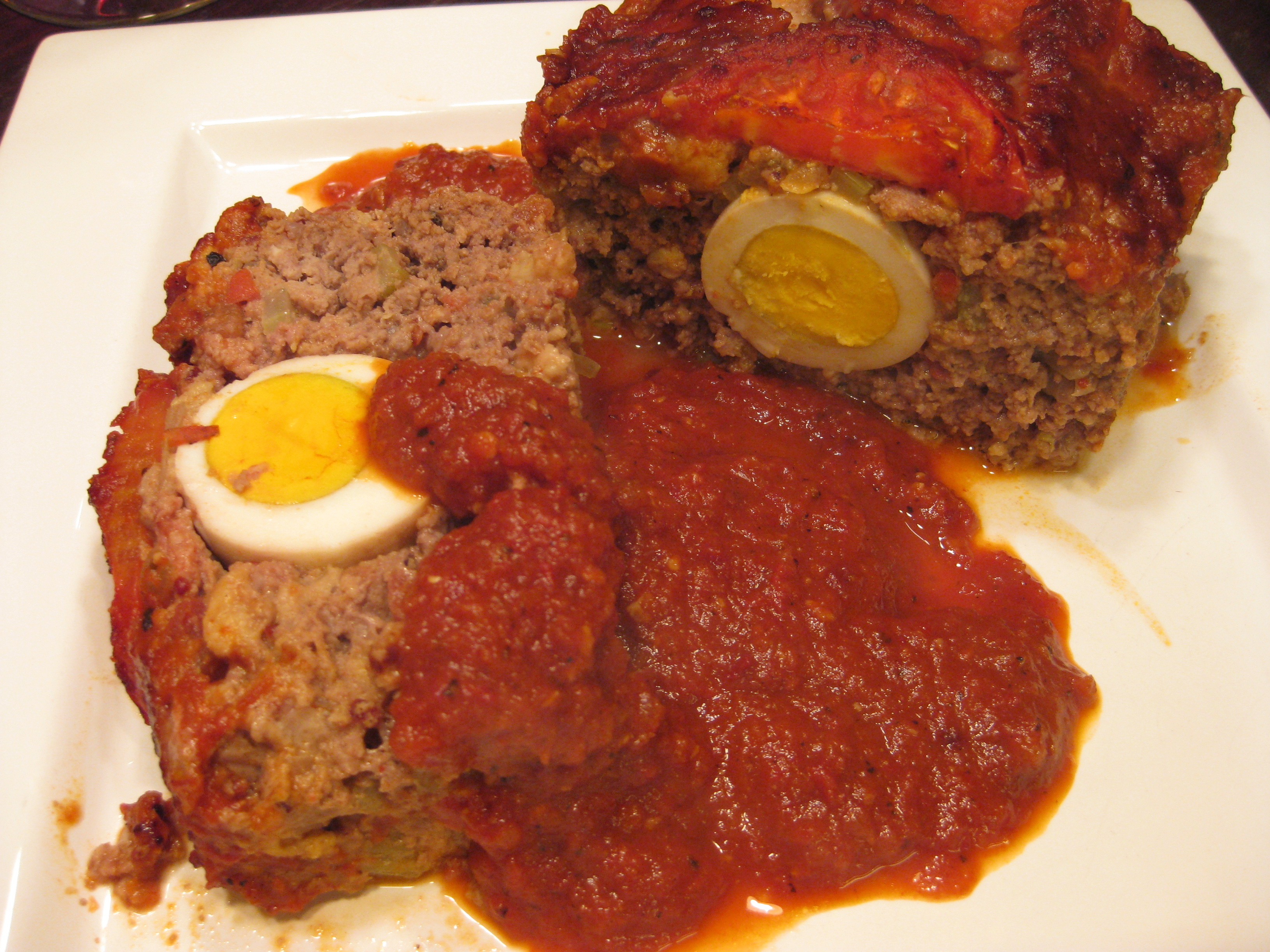 Matagorda Meatloaf