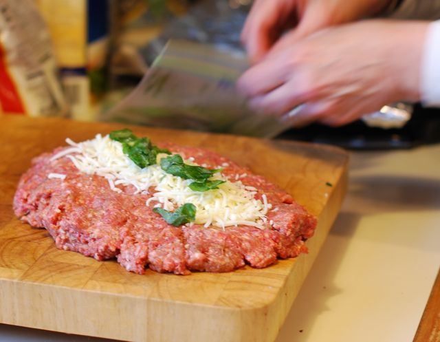 Mom&#x27;s Italian Style Meatloaf