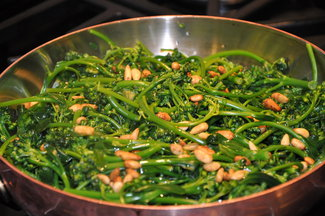 Rabe_with_savory_pine_nuts_033110a
