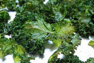 Crispy Roasted Kale