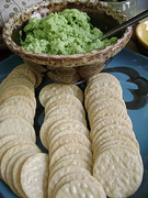 Edamame &amp; Sweet Pea Spread
