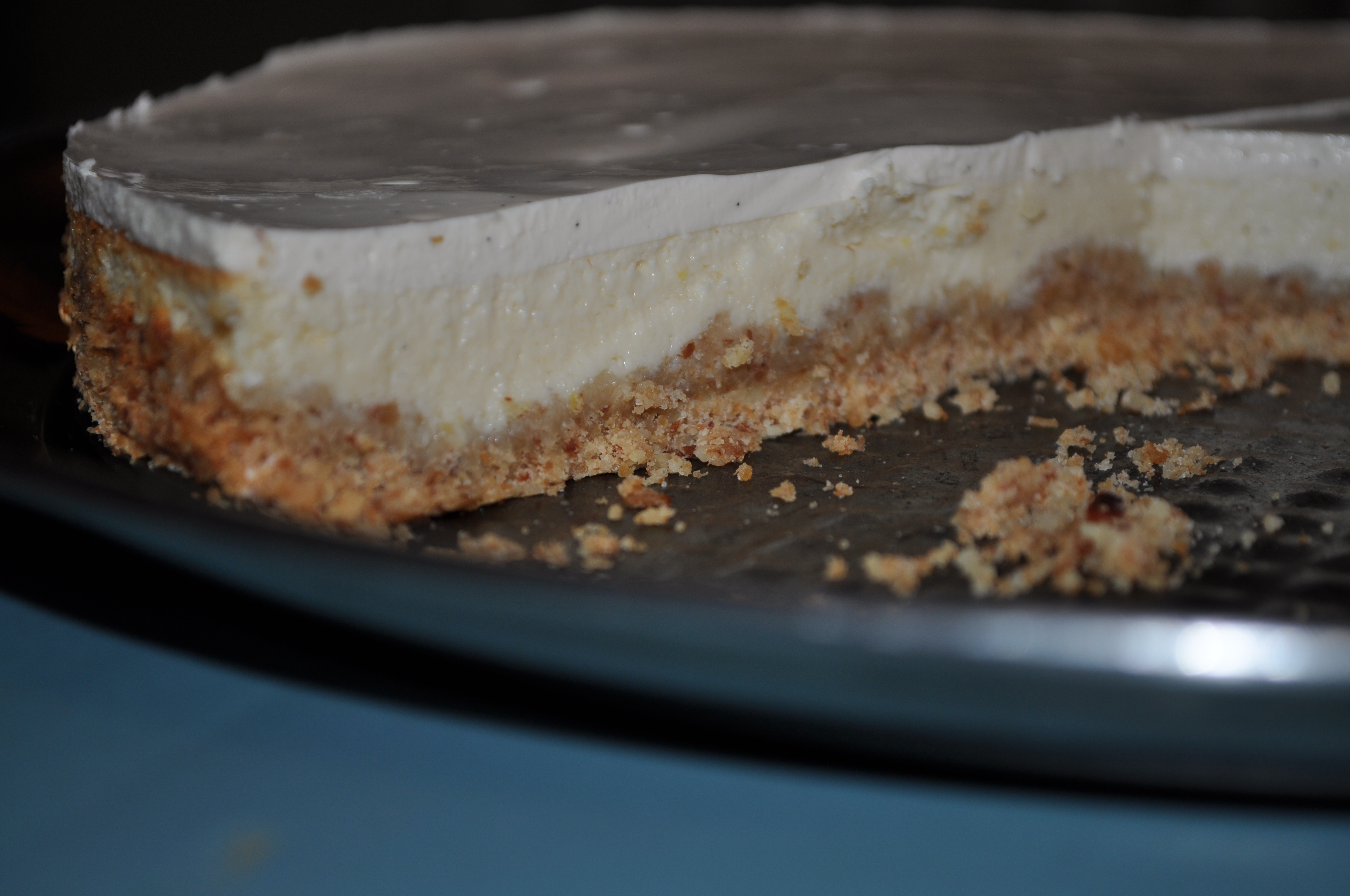 Mom's Skinny Cheesecake