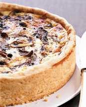Mile-High Alpine Quiche
