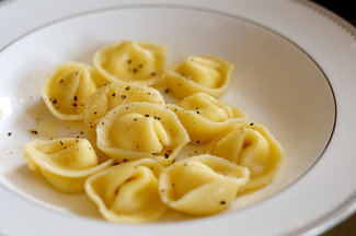Greek Yogurt Semolina Tortellini