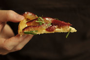 Savory Plum Tart