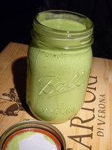 Green Goddess Dressing (or Ramp Tramp Dressing)