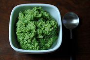 Wild Ramp Pesto