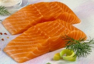 Salmon-fillet