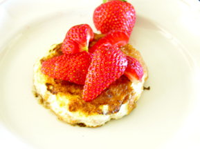 MERINGUE FRENCH TOAST
