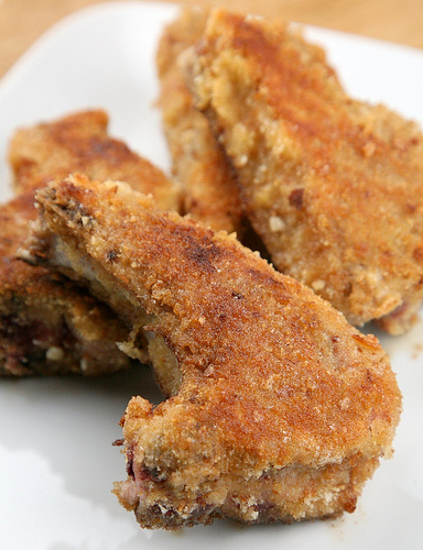 Icelandic Breaded Lamb Loin Chops