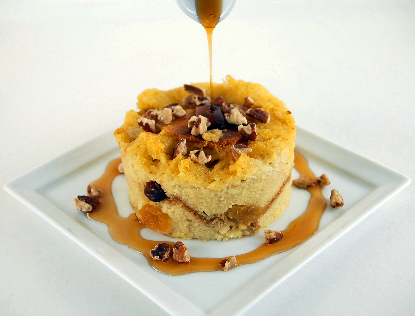 Challah French Toast Bread Pudding