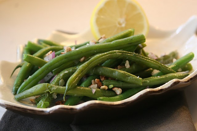 Green Bean Summer Salad 