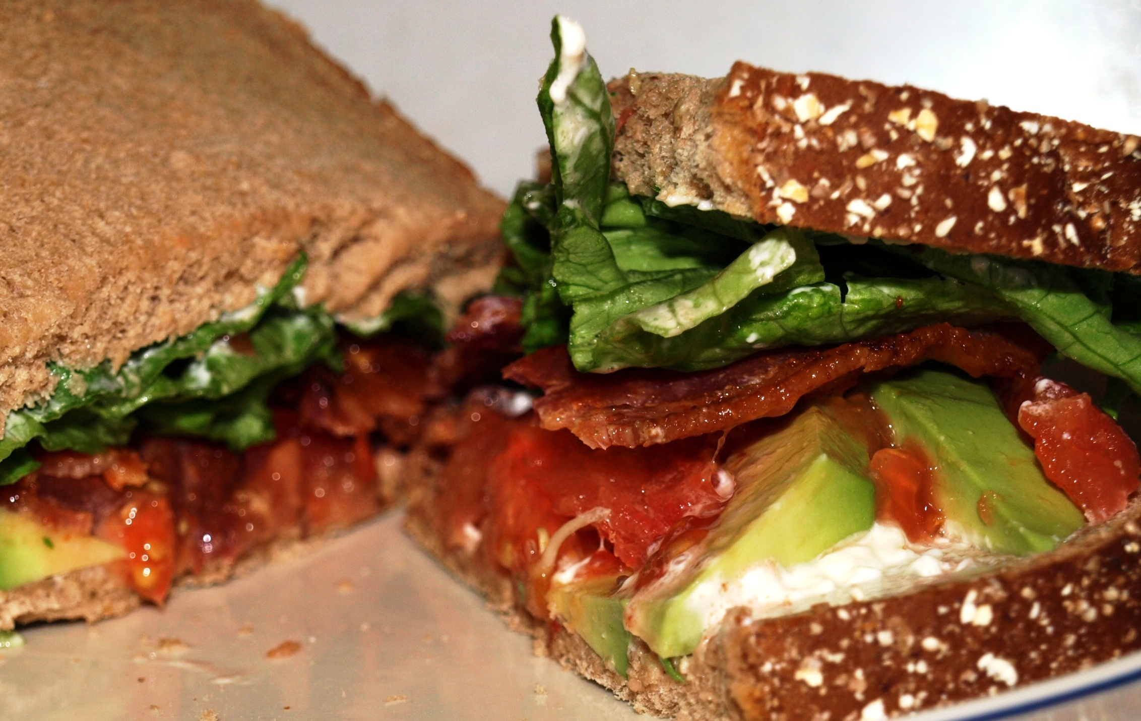 BLT with A, or...BLAT!