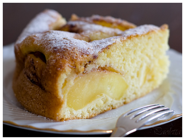 Italian Apple Cake