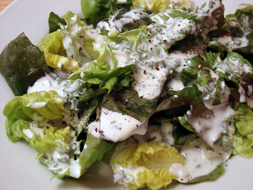 Buttermilk Herb Dressing