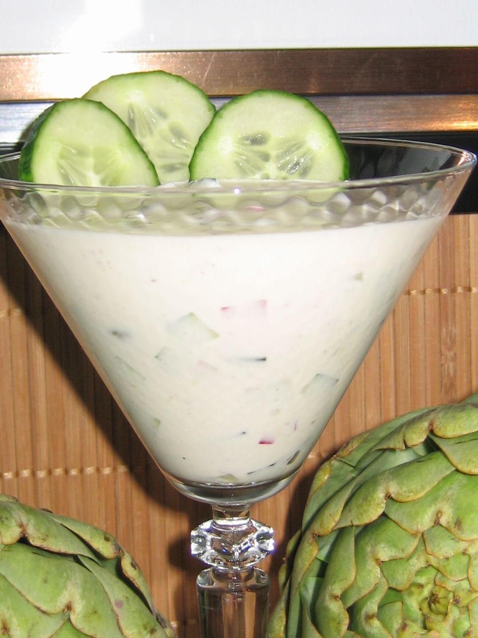 Cool Cucumber Summer Sauce