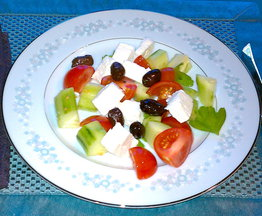 Horiatiki Salad