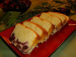 Simply The Best Cherry Cake