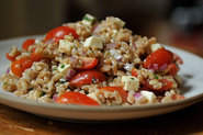 Summer Farro Salad