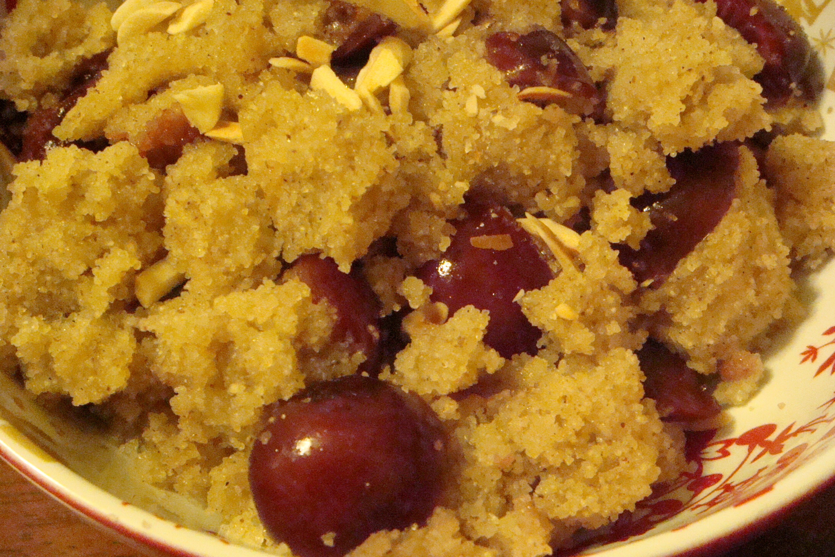 Cherry Halwa